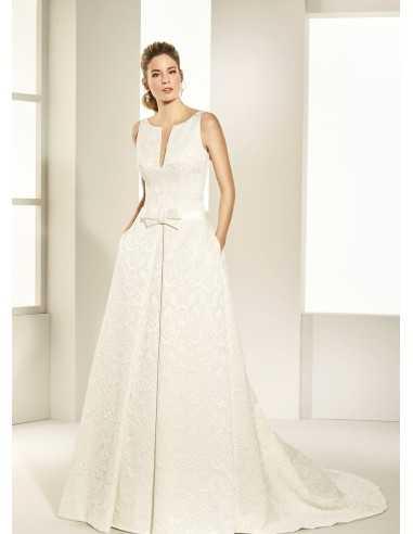 Vestido de novia Donata-Sedka novias