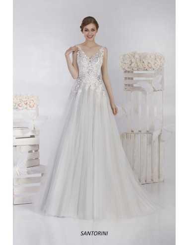 Vestido de novia Santorini-Sedka novias