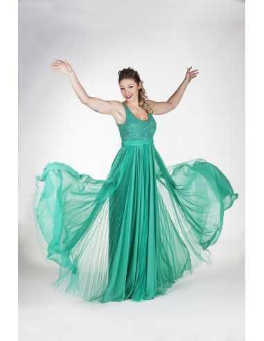 Vestidos de fiesta Germaine-Verde