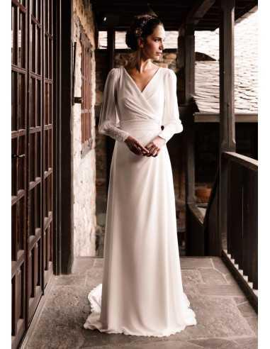 Vestidos de novia DINASTIA - Silvia...