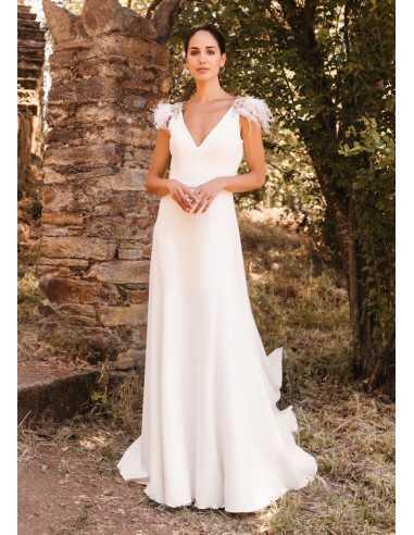 Vestidos de novia ELLE - Silvia...
