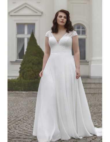 Vestidos de novia Gilma - Curvy