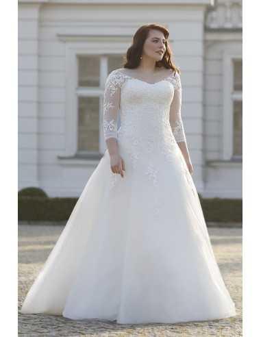Vestidos de novia Gloria - Curvy