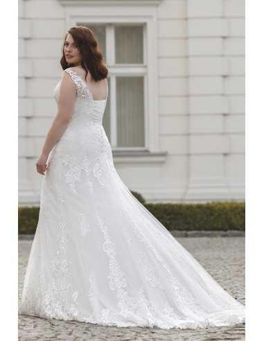 Vestidos de novia Gwen - Curvy