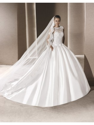 Wedding dress Rosalia
