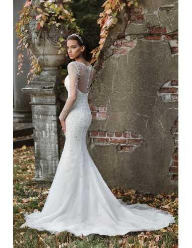 Vestidos de novia 9817 - Justin...