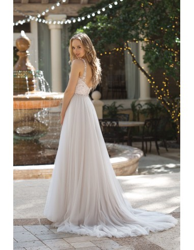Vestidos de novia 44105 - Justin...