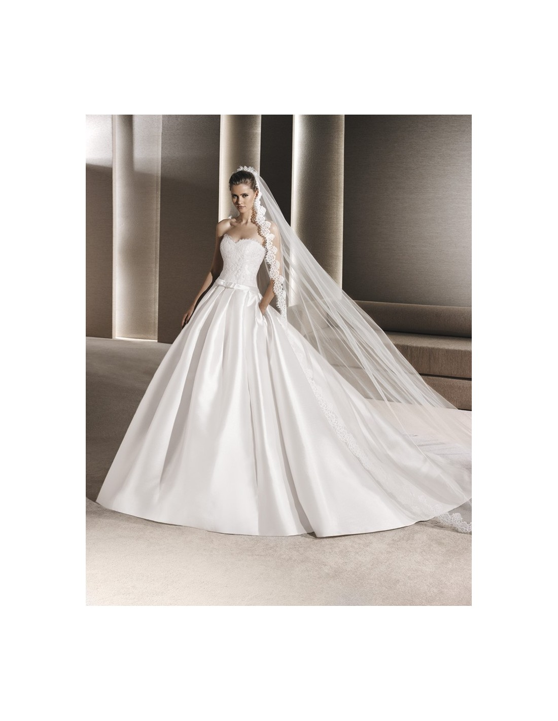 Wedding Dress Ruperta Sedka Novias