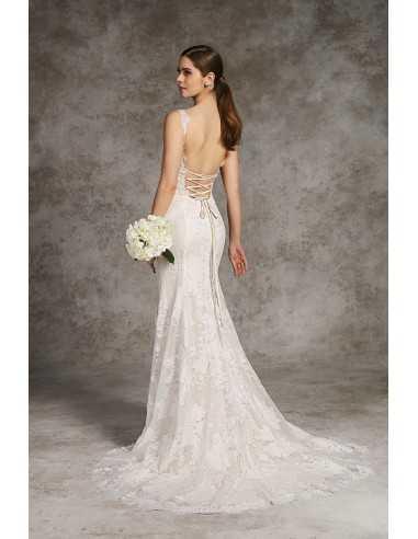 Vestidos de novia 55058 - Justin...