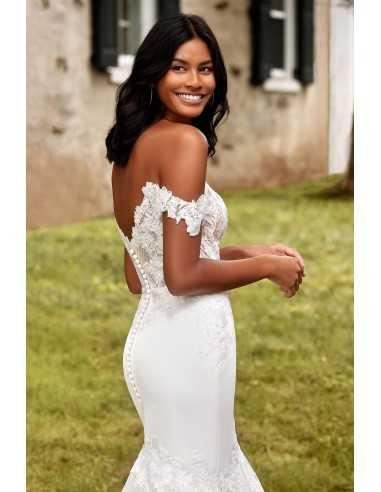 Vestidos de novia 44271 - Justin...