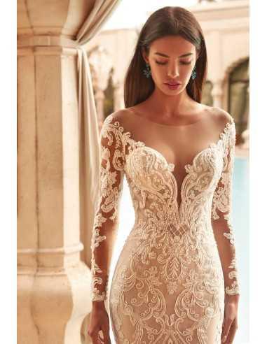 Vestidos de novia 1117 - DEMETRIOS