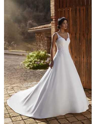 Vestidos de novia AI - WHITE ONE