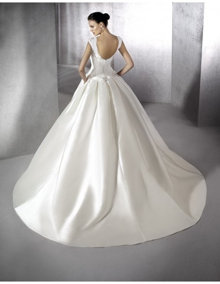Vestido de novia Zulma