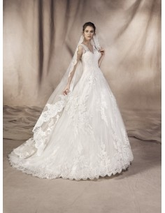 Wedding dress Samaya