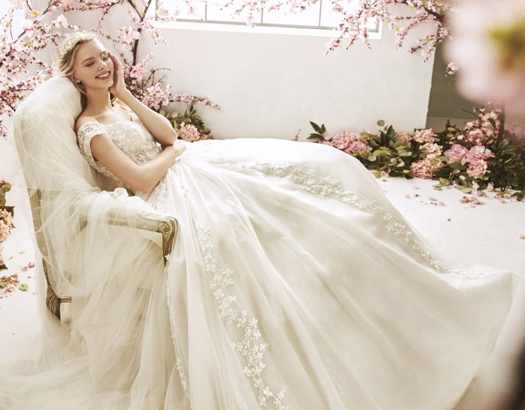 Sedka Novias Wedding Dresses The Best Price Outlet